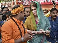 """The Rich Have <i>Chowkidar</i>, Farmers Don't"": Priyanka Gandhi's Dig At PM"
