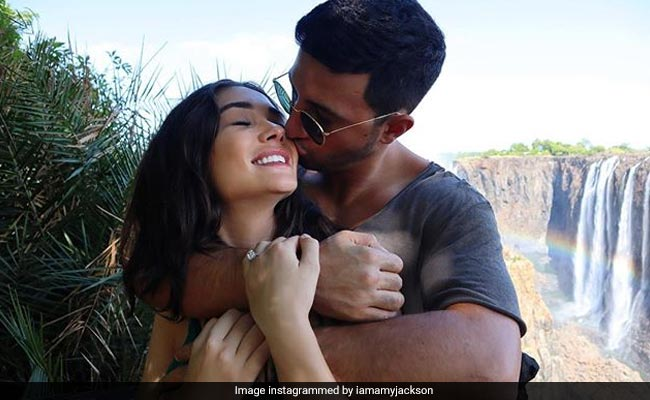 Amy Jackson Announces Pregnancy In Adorable Post: 'Can't Wait To Meet The Little One'
