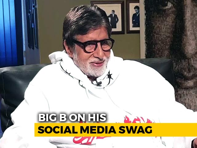 Am Careful About My Social Media Posts: Amitabh Bachchan