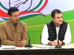 """<i>Gayab Ho Gaya Hai</i> Is New Line"": Rahul Gandhi On ""Stolen"" Rafale Papers"