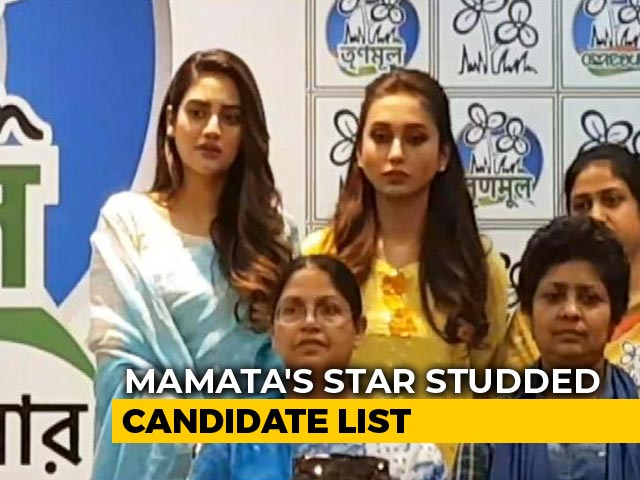 Video : Box Office To Ballot Box Success Is Mamata Banerjee's Election Mantra