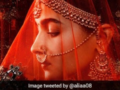<I>Kalank</i>: Alia Bhatt's First Look As Roop Is Breathtaking. Can't Wait To Meet The Other #WomenOf<I>Kalank</I>