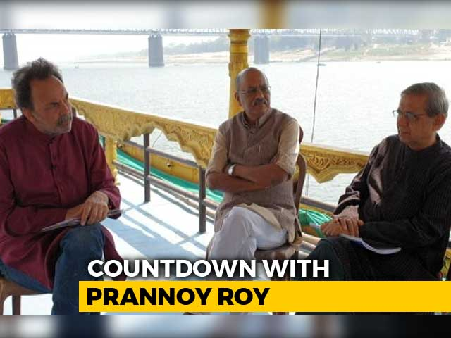 Video : Prannoy Roy Analyses How Swing Factor Will Impact Votes In UP