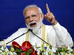 """They Began With Jeeps, Moved To Guns"": PM Modi Attacks Congress On Scams"