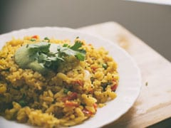 Keto Diet For Weight Loss: Try This Keto-Friendly Poha For A Healthy Breakfast