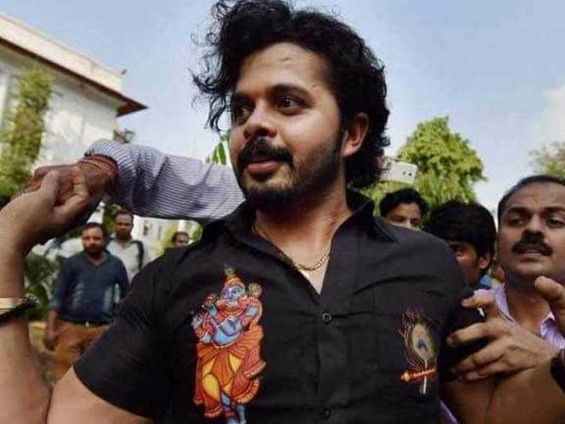 BCCI Ombudsman To Decide Quantum Of Punishment For S Sreesanth, Says Supreme Court