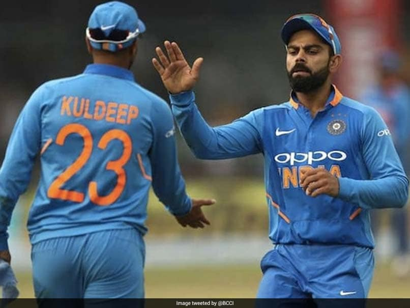 Virat Kohli lifts the spirit of a quiet crowd with two splendid catches in 5th ODI
