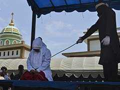 5 Couples Publicly Whipped In Indonesia For Cuddling, Holding Hands