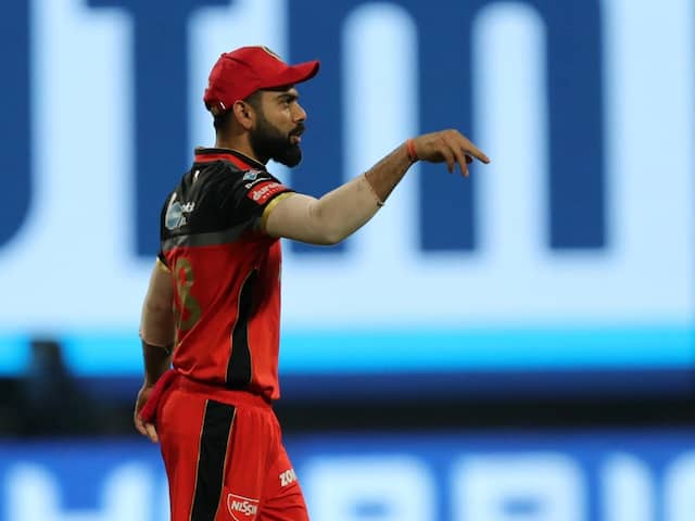 Watch: Virat Kohlis Reaction To Rohit Sharmas Blistering Boundary For Mumbai Indians