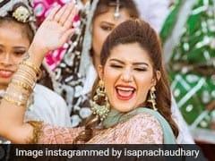 Sapna Choudhary ने 'चेतक' सॉन्ग पर जमकर लगाए ठुमके,  बार-बार देखा जा रहा Video