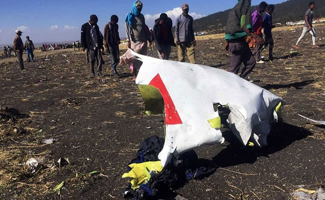 Black Boxes Of Ethiopian Airlines Wreckage Reach France For Analysis