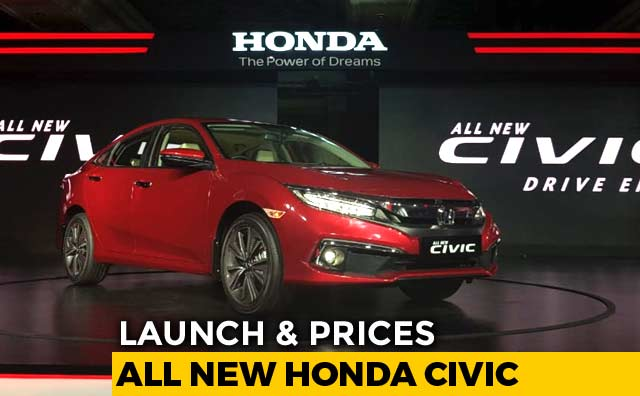 Video : All New Honda Civic: Launch And Prices