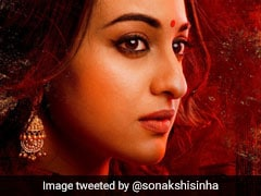 <I>Kalank</i>: Sonakshi Sinha's First Look As Satya. Can't Take Eyes Off Her