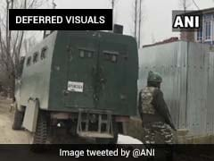 "Forces Lose 4 In Kashmir Encounter; ""Dead"" Terrorist Fired, Say Sources"