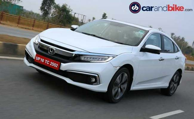 The company has received a great response to the recently launched Civic in India