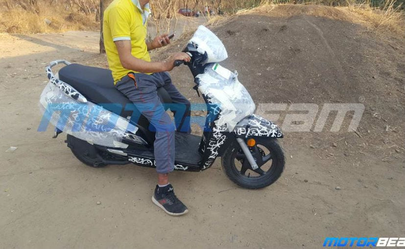 New Honda Activa 125 Spied Testing In India