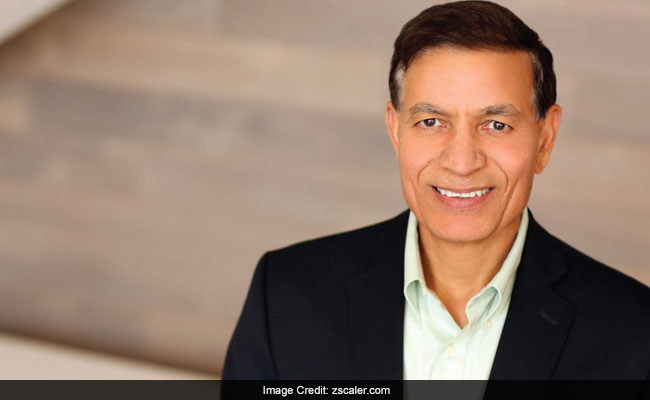 India-Born Cyber Tycoon Jay Chaudhry Climbs Into World's Richest Club