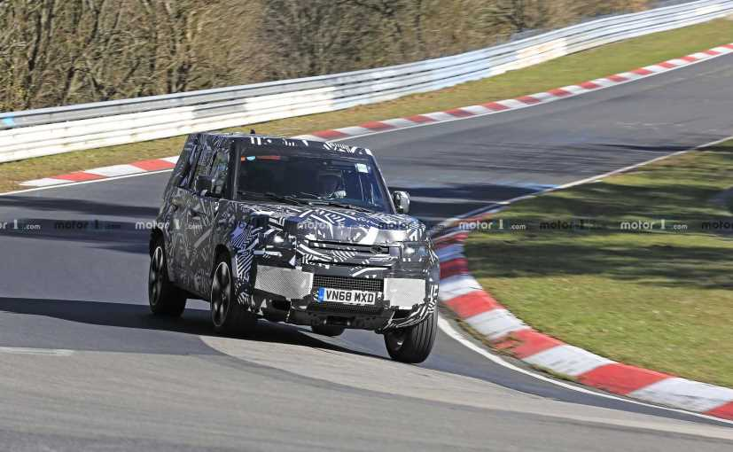 The new-gen Land Rover Defender, codenamed as L663, is expected to be revealed sometime in 2019