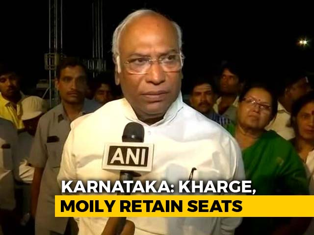 Congress Names 38 More Candidates, Mallikarjun Kharge Renominated