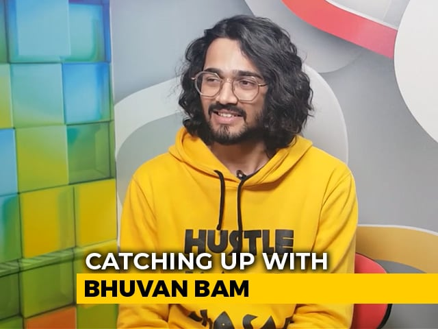 Still Difficult To Explain My Profession To People: Bhuvan Bam