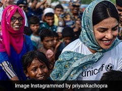 Priyanka Chopra's Tweet Prompts Pak Petition To Remove Her From UN Role