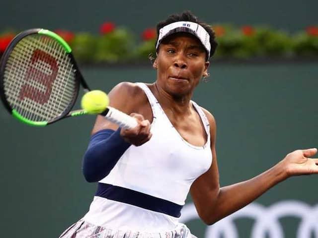 Indian Wells: Venus Williams Ousts Frustrated Petra Kvitova