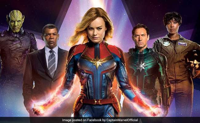 Captain Marvel Movie Review A Terrific Brie Larson Claims Her Place
