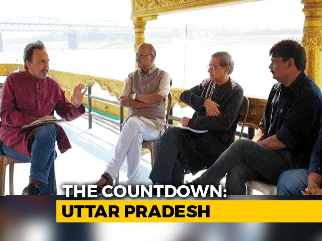 Video : Religion, Caste Factor In UP Battle: Prannoy Roy's Analysis