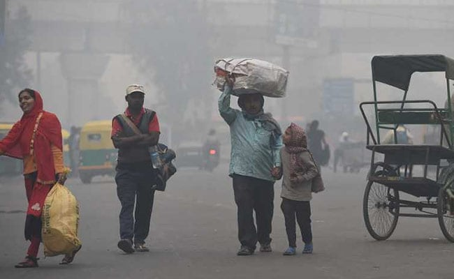 Delhi's Air Quality Remains 'Poor' For Third Day, May Deteriorate Further