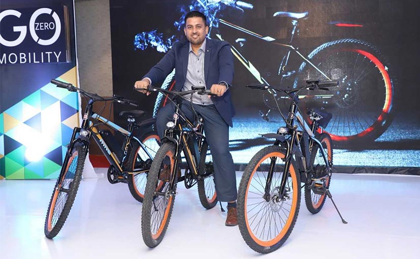 GoZero Electric Bikes Launched In India, Prices Start At Rs