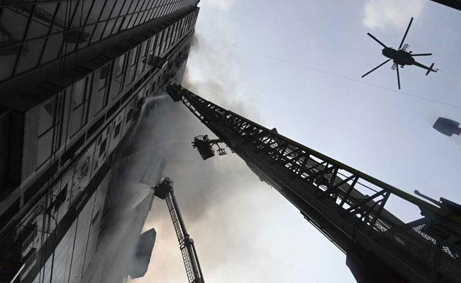 Bangladesh Skyscraper Inferno Death Toll Rises To 25
