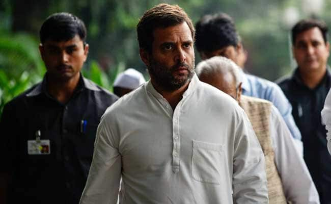 Senior Congress Leader Reveals Why Grand Alliance With His Party 'Failed'