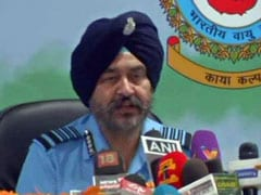 """...We Had Technology On Our Side"": Air Force Chief On Balakot Strike"