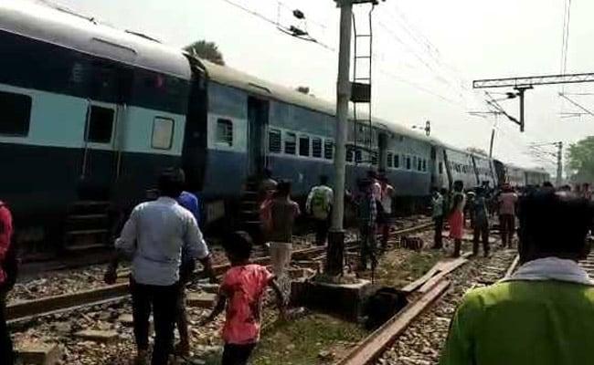 4 Injured After 13 Coaches Of Tapti Ganga Express Derail In Bihar