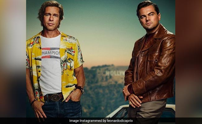 Behold, The First Poster For Tarantino's ONCE UPON A TIME IN HOLLYWOOD