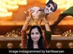 Women's Day 2019: Kartik Aaryan's 'Mummy Strongest' Post Has A <I>Baahubali</i> Twist