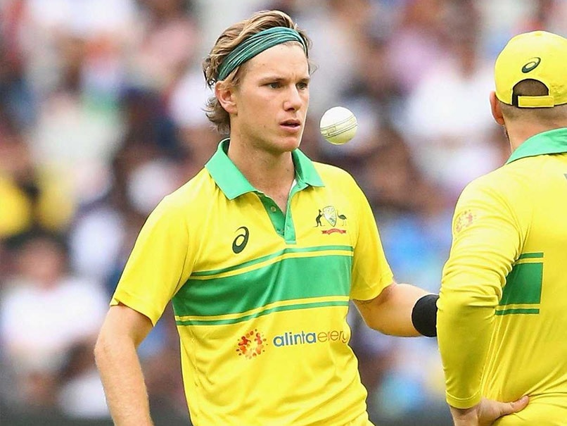 Ind vs Aus 2nd ODI: Adam Zampa Gives
