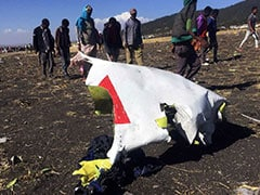 Pilots Of Crashed Ethiopian Jet Used Flight Simulator