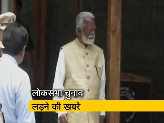 Videos : मिजोरम के राज्यपाल ने दिया इस्तीफा, राष्ट्रपति ने मंजूर किया
