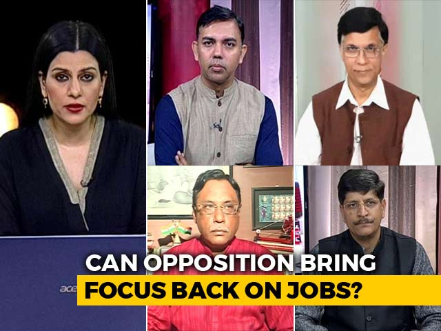 Video : Road To 2019: Has The Opposition Lost The Narrative?