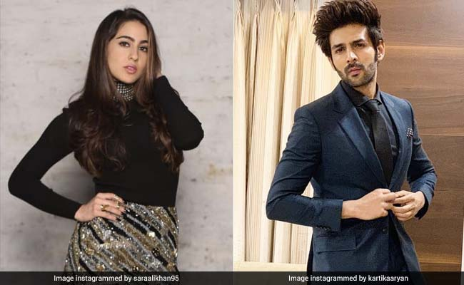 Trending: Months Of Sara Ali Khan And Kartik Aaryan Buzz Finally Result In Film