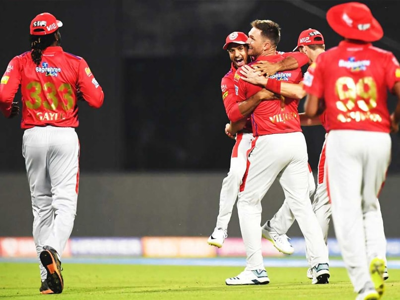 Miller, Morris trade blows in Kings XI Punjab win