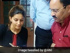 Haryana Performer Sapna Chaudhary Joins Congress