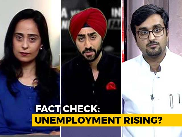 Video : Fact Check: Jobs Created Or Lost?