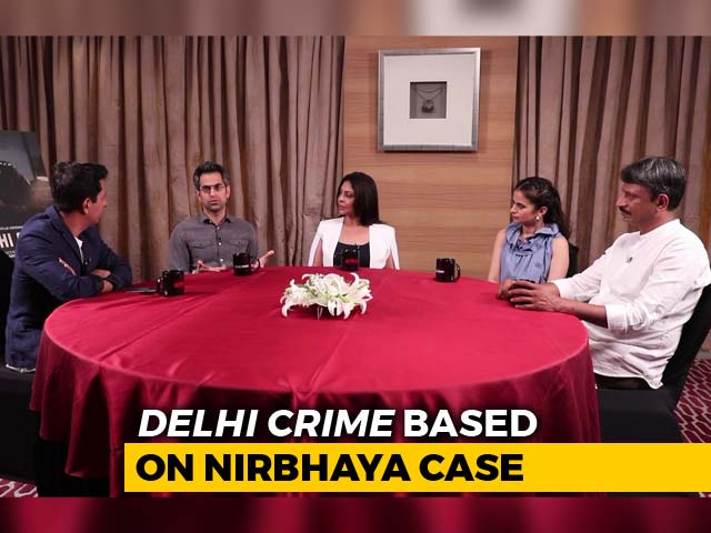 Roundtable With Team Delhi Crime