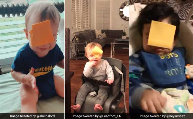 People Are Throwing Cheese At Babies In Bizarre New #Cheesed Challenge