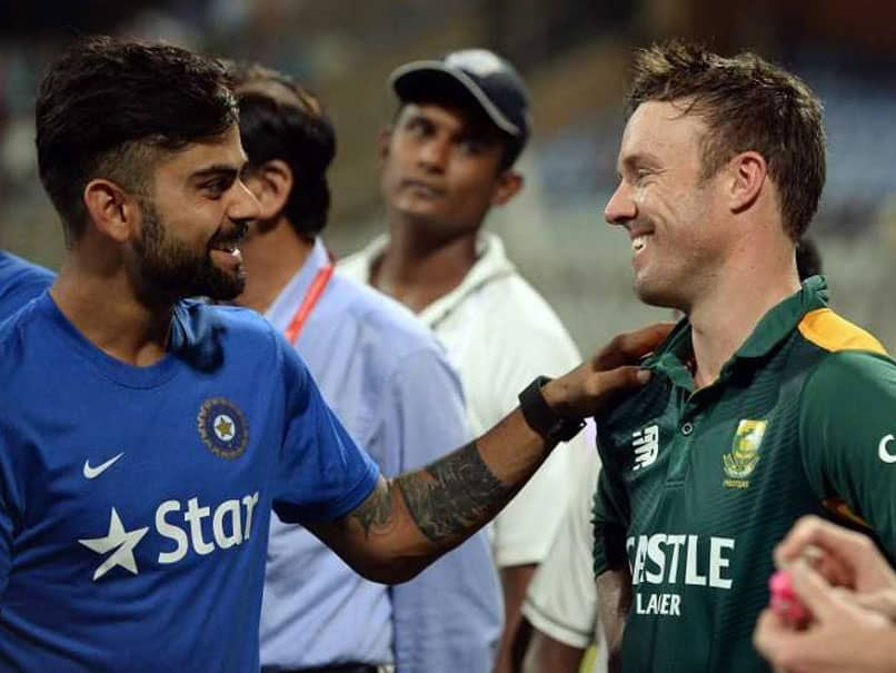 Virat Kohli Is A Fighter Who Doesnt Like To Lose, Says AB De Villiers