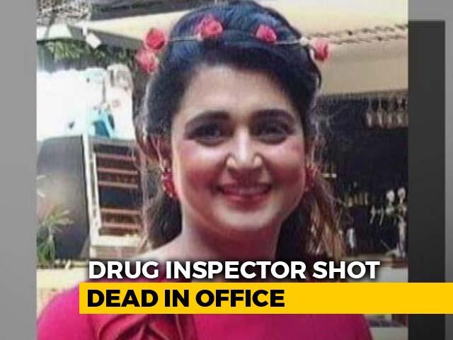 Video : Drug Inspector Shot Dead In Her Office In Punjab