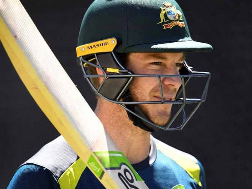Watch: Tim Paines Embarrassing Brain Fade Moment When He Walked Out To Bat