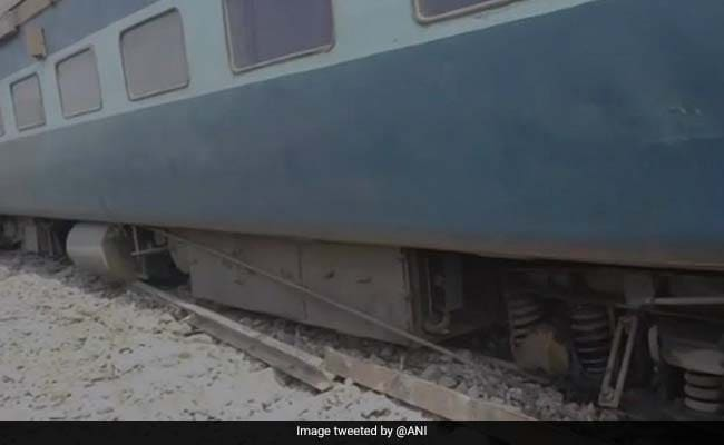 Two Killed After Being Run Over By Train In Rajasthan